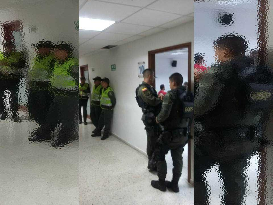 Capturan a dos policías en Cali que estarían vinculados a robos de apartamentos