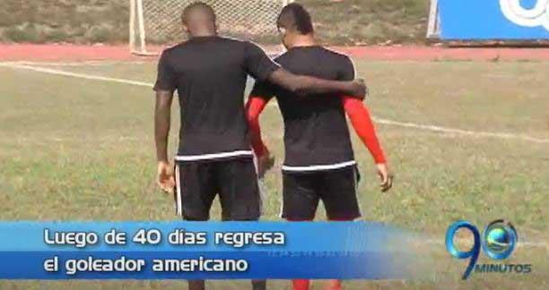 Del Valle regresará a la titular del América para el juego ante Universitario