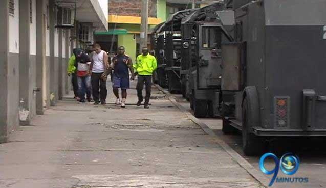 Autoridades desarticulan banda de sicarios y de ladrones