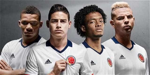 Adidas confirmó que Colombia jugará de blanco en la Copa América