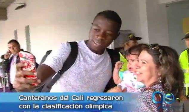 Canteranos del Cali aspiran seguir siendo la base de la selección olímpica