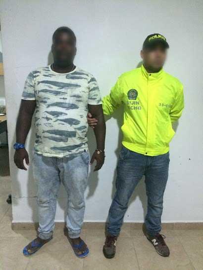 """Capturado el comandante urbano del """"Clan Úsuga"""" en el Chocó"""