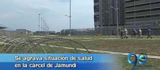Interno denuncia condiciones de salud en cárcel de Jamundí