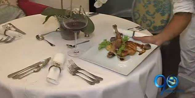 Cocina creativa, la apuesta del restaurante Avril