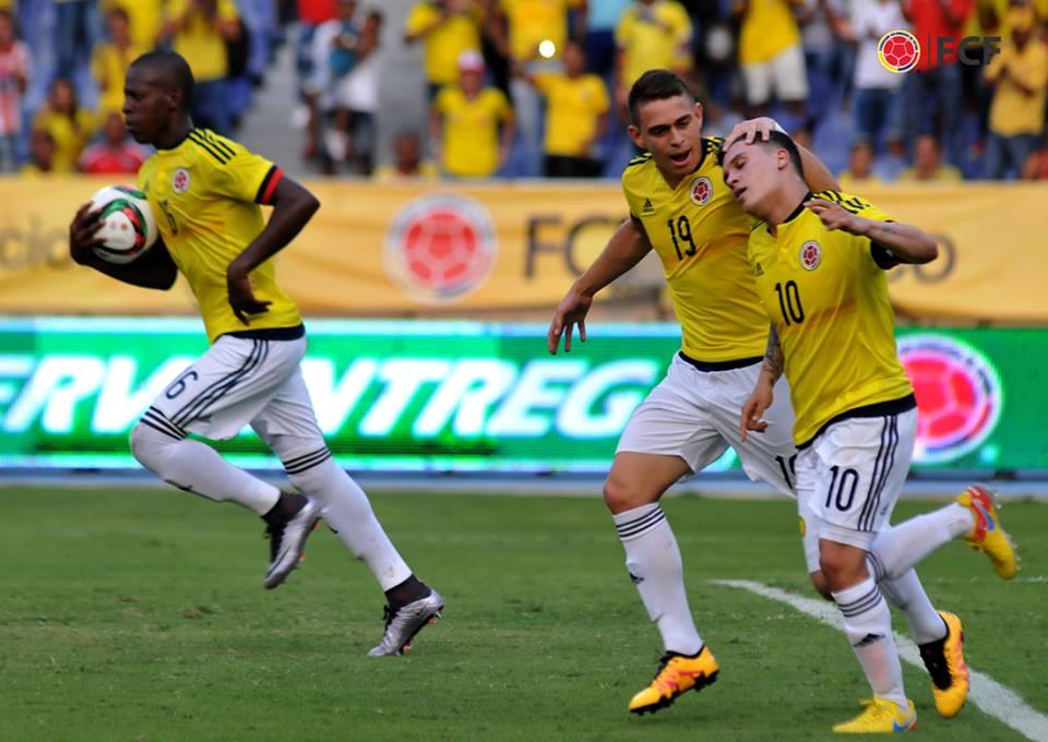 Colombia y EE.UU empatan duelo por última plaza a Juegos Olímpicos
