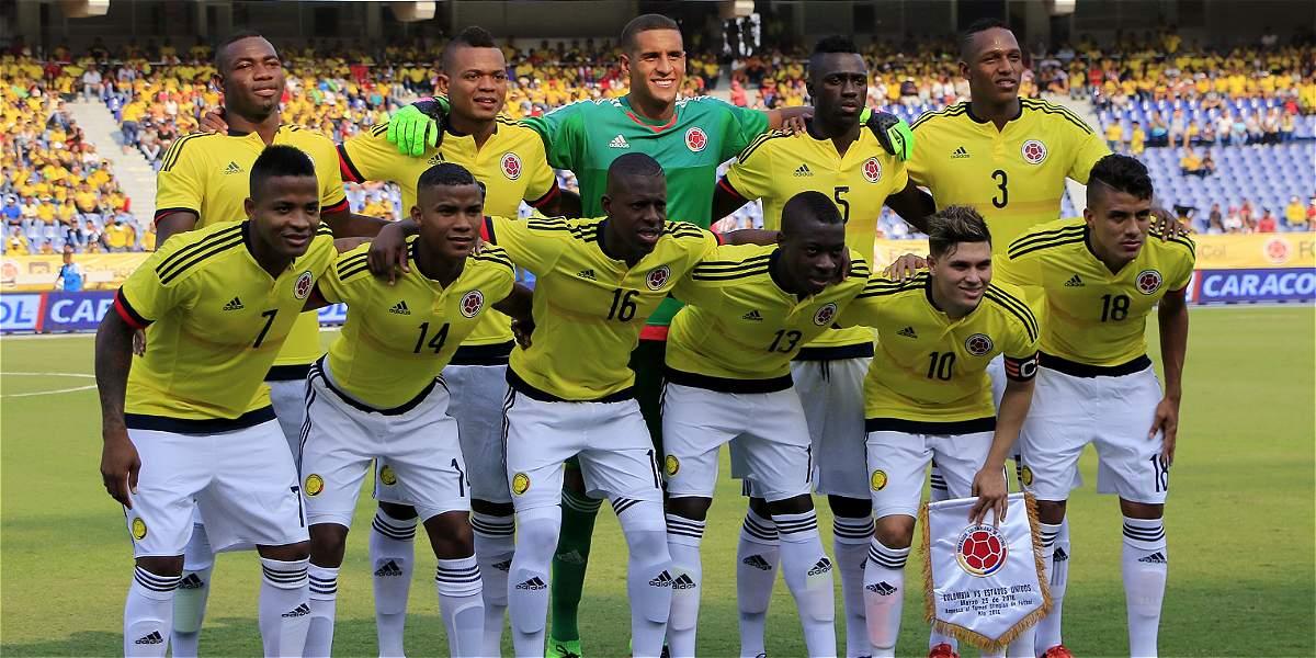 El fútbol masculino colombiano vuelve a unos Juegos Olímpicos
