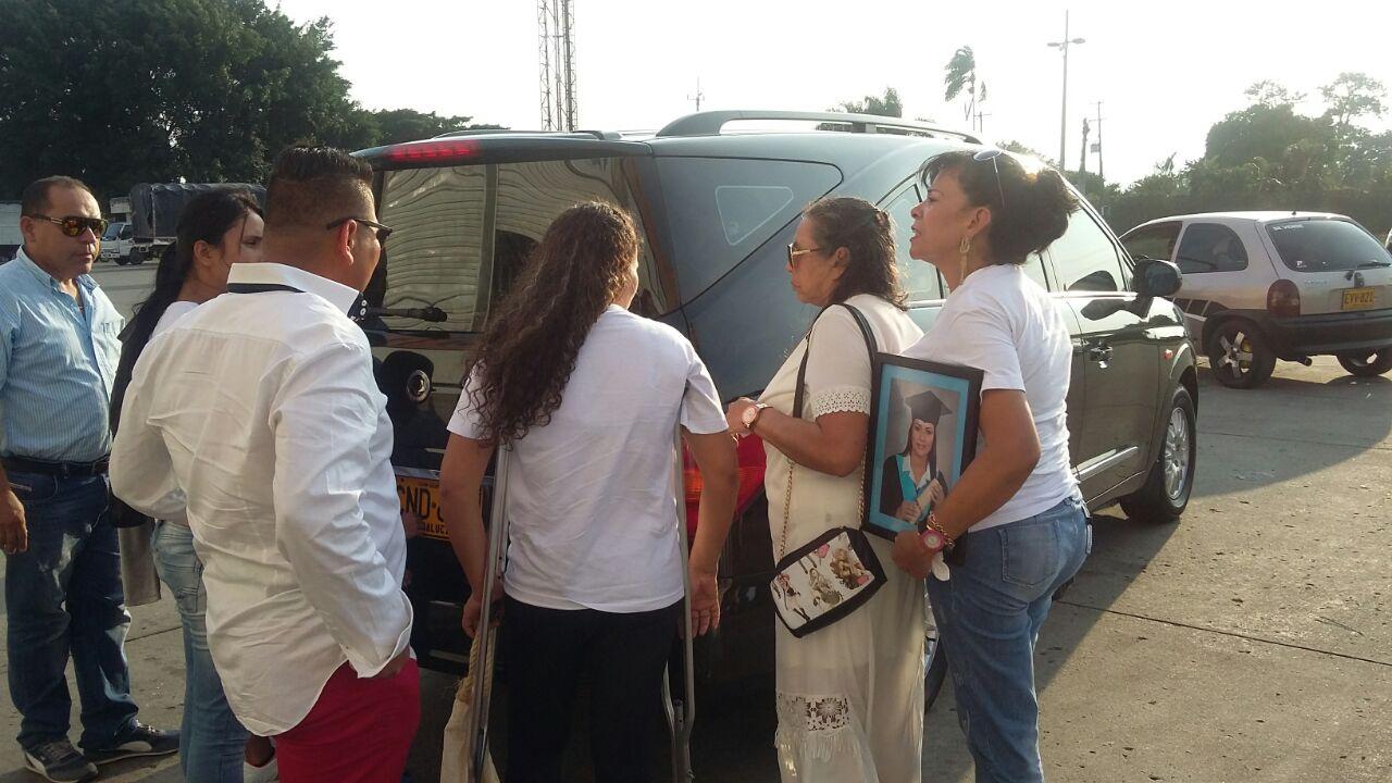 Cuerpo de vallecaucana asesinada en Chile, ya está en Colombia