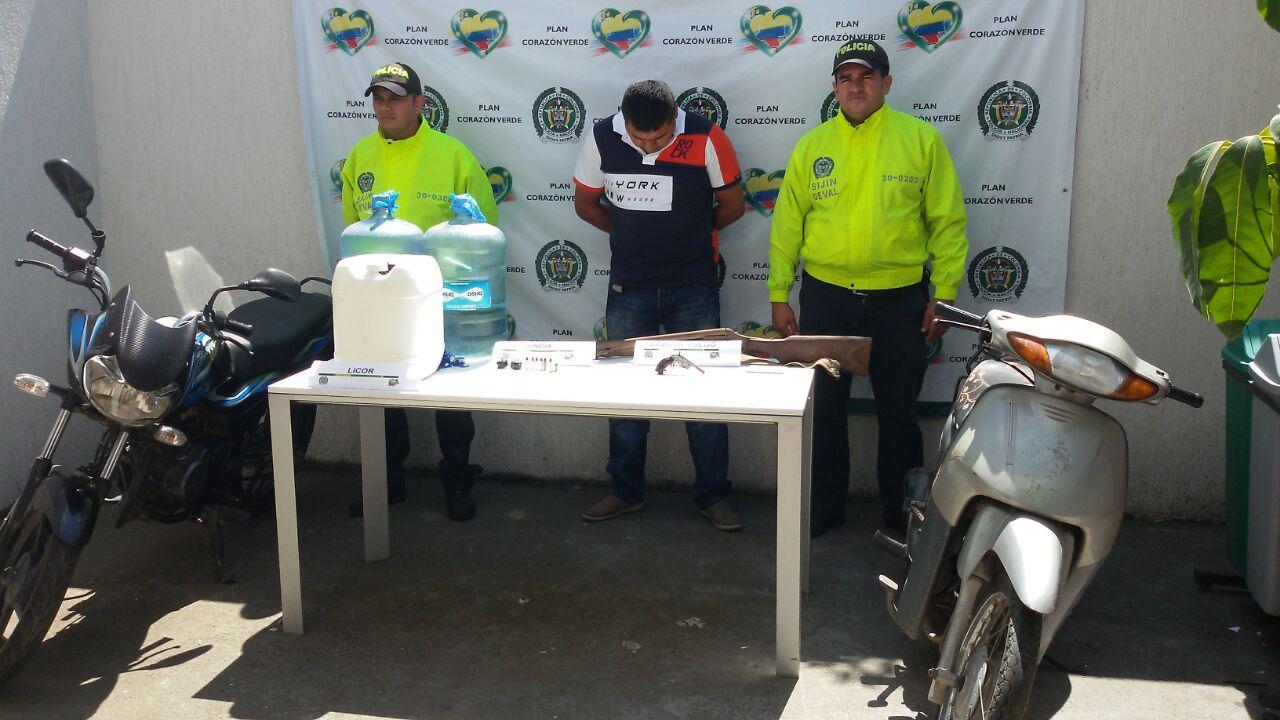 Por delito de receptación capturan a concejal en Alcalá Valle
