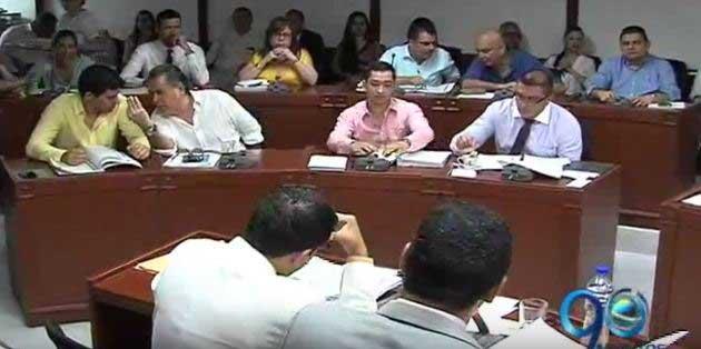 Concejo aprobó en primer debate reforma administrativa de la Alcaldía