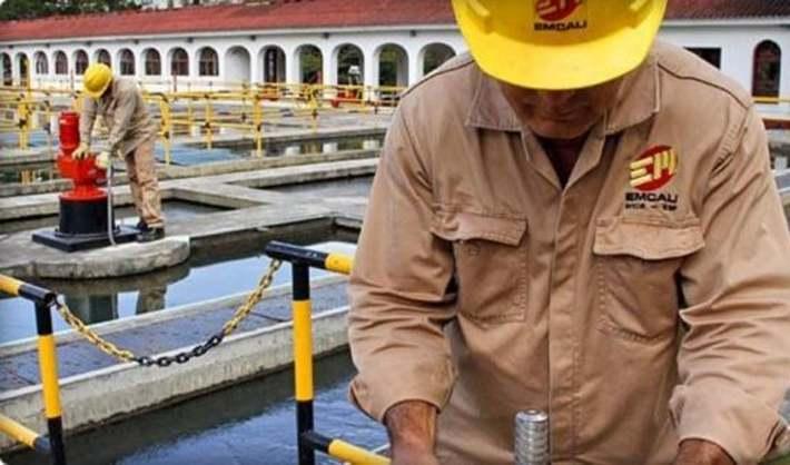 Emcali anunció cortes de agua en sectores del norte de Cali