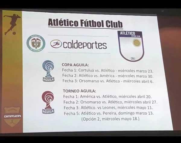 Se conocen nuevas decisiones sobre el fútbol profesional colombiano