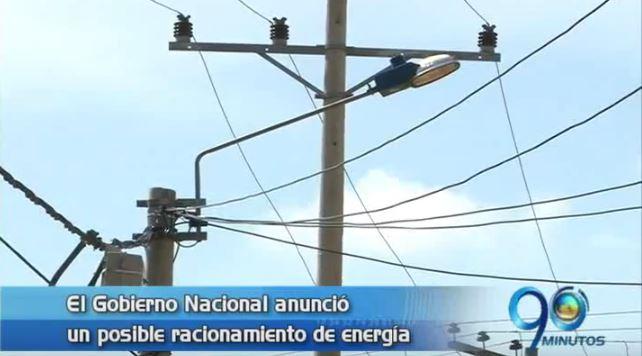Emcali invita a ahorrar energía para evitar un racionamiento