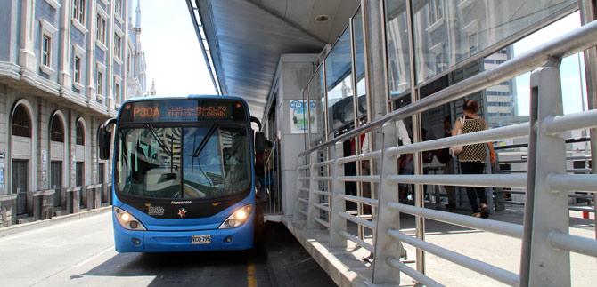 Unimetro es sometido a control por orden de Supertransporte