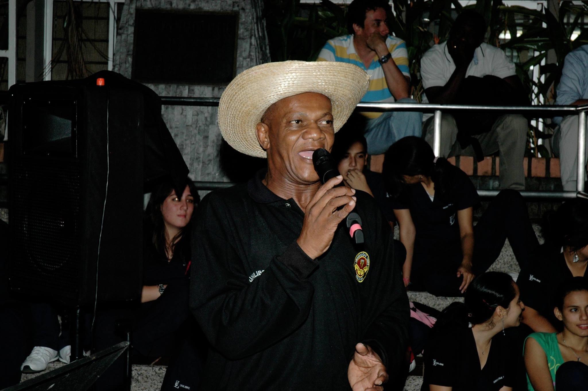 Hallan sin vida al reconocido folclorista Samuel Caicedo Portocarrero