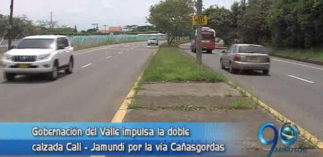 Gobernación proyecta construir segunda calzada en la zona de Cañasgordas