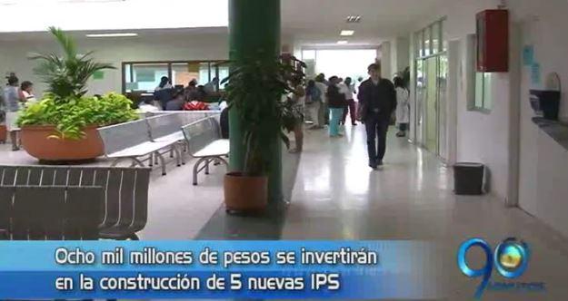 Alcaldía de Cali invertirá 8 mil millones de pesos en 5 nuevas IPS
