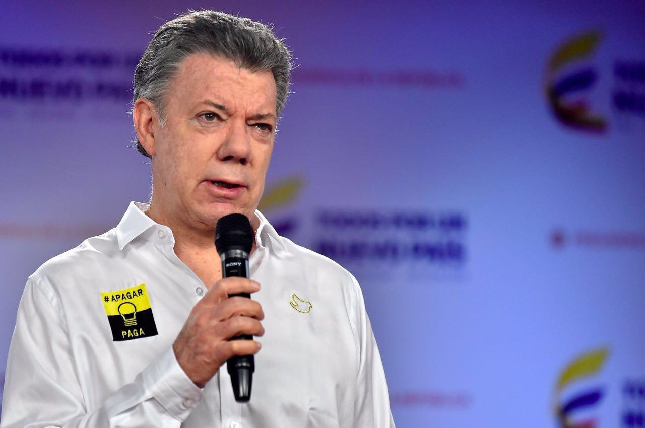 Desacuerdos en desarme de las Farc impidieron firmar paz el 23 marzo: Santos
