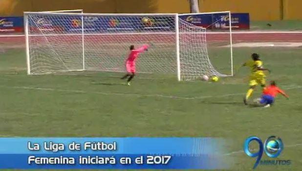 Liga Profesional Femenino de Fútbol iniciaría en el 2017