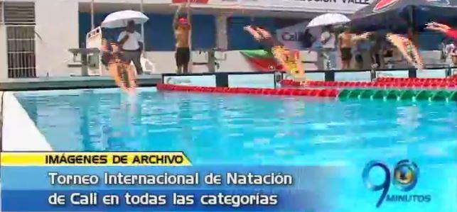 Liga de Natación presentó la Copa Internacional Ciudad de Cali