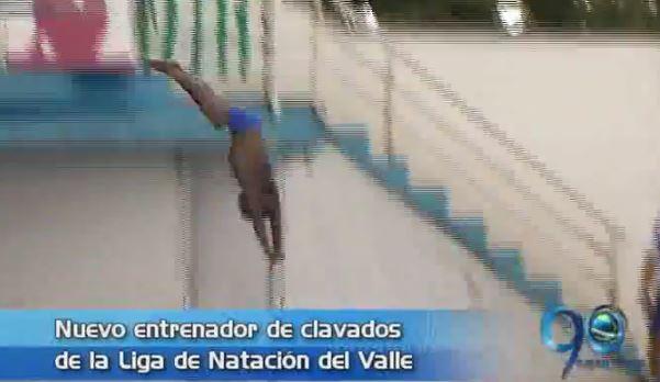 Un mexicano es el nuevo entrenador de la Liga de Clavados del Valle