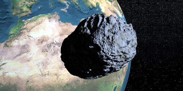 Hallan en Colombia restos de meteorito que hizo desaparecer dinosaurios