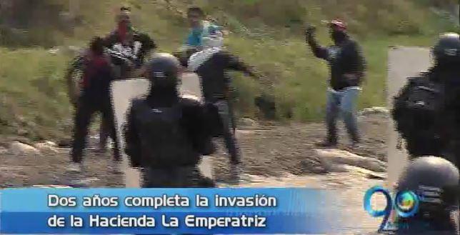 Policía confirma muerte de patrullero en disturbios con indígenas
