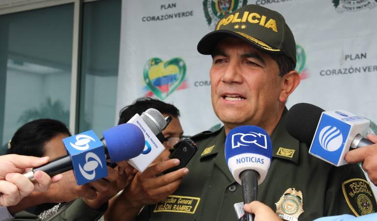 Policía de Cali en alerta debido al aumento de uniformados asesinados