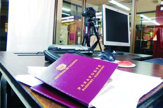 No habrá atención en Semana Santa para trámites de pasaporte
