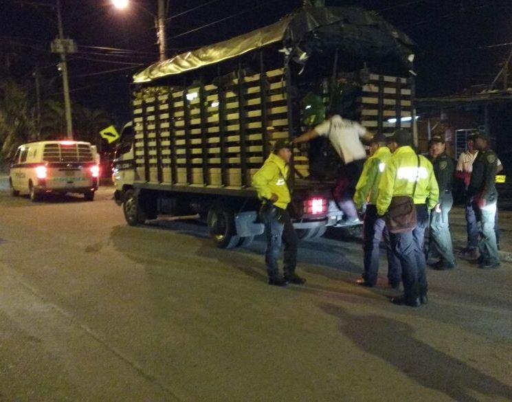 Operativos en Potrero Grande dejan 13 capturados