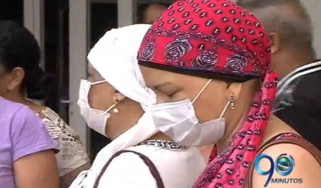 Pacientes con cáncer de EPS Cafesalud denuncian falta de atención