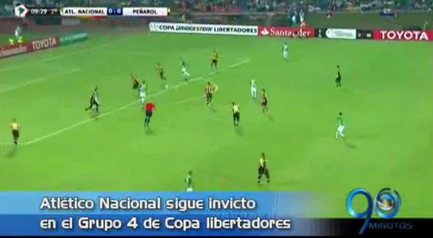 Nacional imparable en Copa Libertadores y más, en Panorama Deportivo