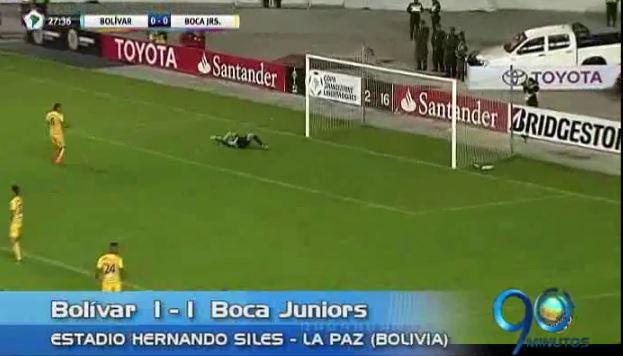 El empate de Boca Juniors ante Bolívar y más, en Panorama Deportivo