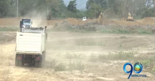 MinAmbiente evaluó obras de recuperación de la Laguna de Sonso