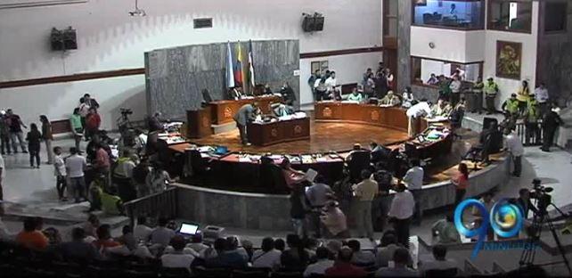 Concejo de Cali aprobó la reforma administrativa de la Alcaldía