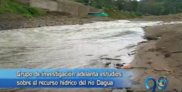 Adelantan estudios para la recuperación del recurso hídrico del río Dagua