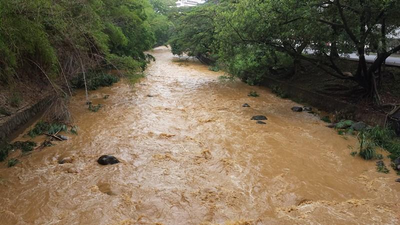 Lluvias han contribuido al aumento del caudal de los ríos de Cali