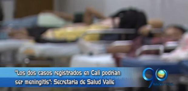 Dos bebés de Buenaventura fallecieron por meningitis meningocócica