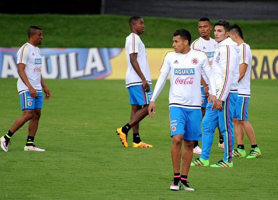La Selección Colombia se alista para jornada doble de eliminatorias