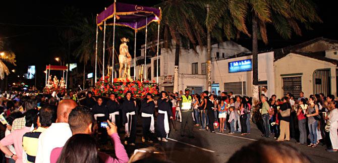 Autoridades de Cali se preparan para recibir la Semana Santa
