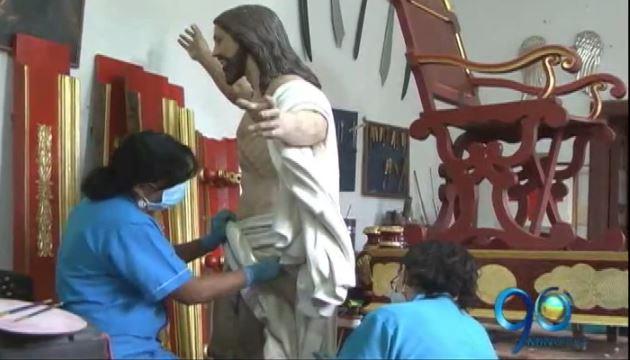 Popayán se prepara para la celebración de la Semana Mayor