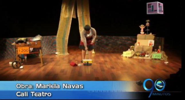 Obra 'Gabriela Navas' en Cali Teatro y más, en Sí Hay Para Hacer