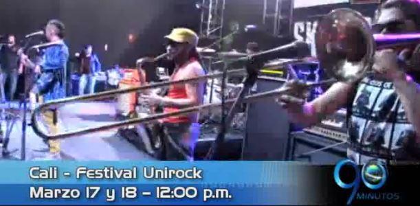 Festival Unirock y más, en Sí Hay Para Hacer