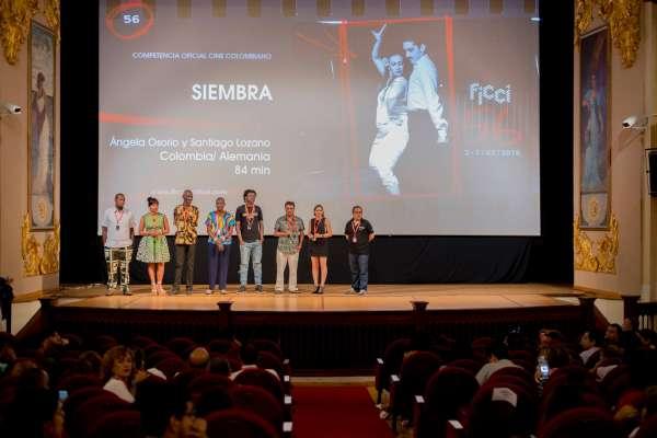 Película 'Siembra' ganó premio especial del jurado en el Ficci 2016