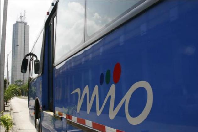 Suspenderán ocho rutas del MÍO por baja demanda