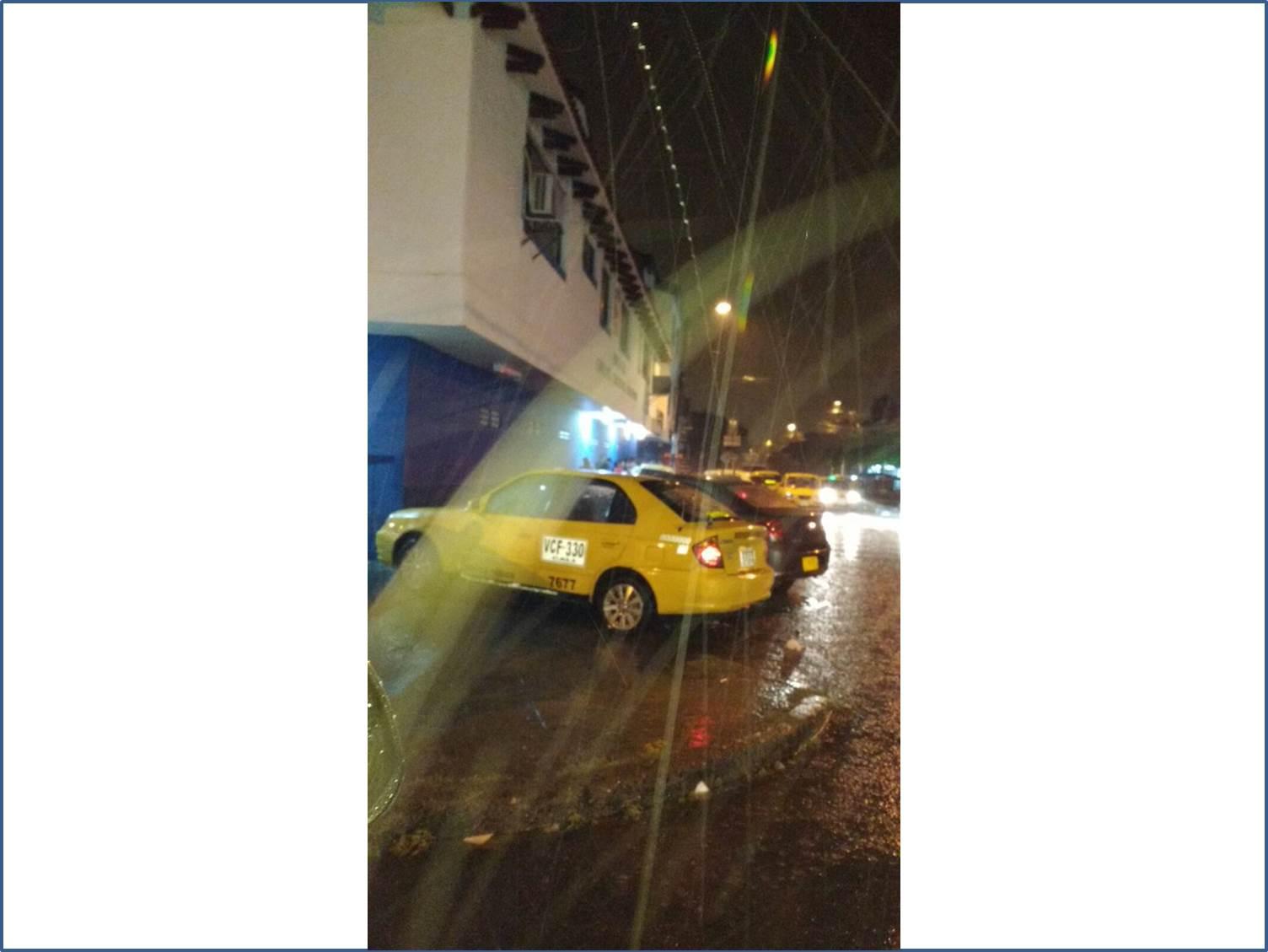 Taxista fue asesinado en la madrugada del viernes