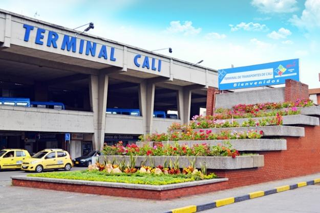 Terminal de Cali espera movilizar 420.000 pasajeros