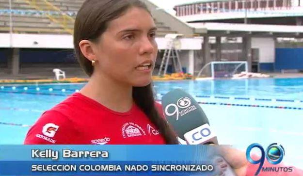 Universidad no da permiso a nadadora para competir en Suramericano