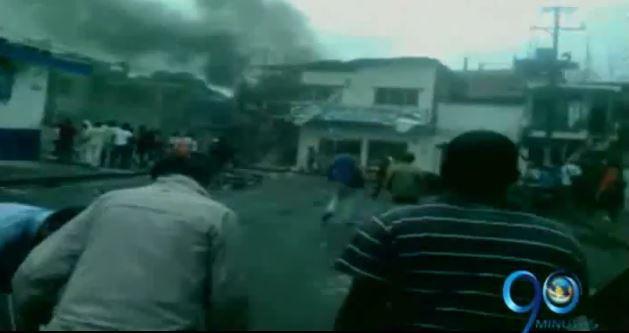 Víctima por atentado terrorista reclama indemnización del Estado