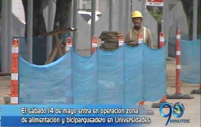 El 14 de mayo entra en operación la nueva estación Universidades