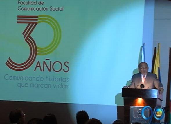 Facultad de Comunicación Social de la UAO celebró 30 años de labores